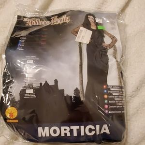 The Addams Family Morticia Halloween Costume